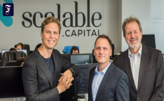 Online Asset Manager: Scalable Capital Expands