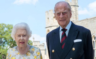 Queen Elizabeth II knows of the Affairs of her husband - view