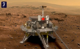 Mission to Mars Tianwen-1: three-fold challenge for China
