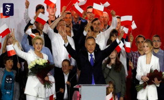 Presidential election in Poland: Can combine Duda the country?