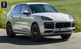 Test drive Porsche Cayenne GTS: Spicy and delicious in the curve
