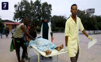 At least five Deaths: terrorists attack Hotel in Mogadishu