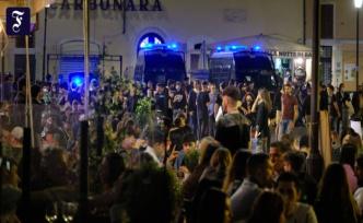 Coronavirus and night life: Italy closes all discos