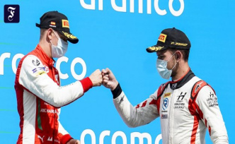 Formula 1: Ferrari announces interview with Mick Schumacher
