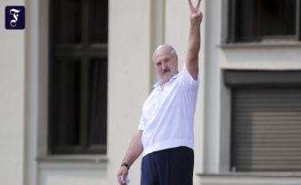 Lukashenka to protesters: This is the beginning of your end