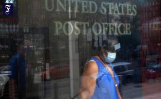 United States Postal Service: fear Trumps absentee ballot-Sabotage