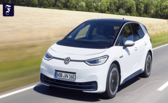 VW ID 3: Of Golf with current and plastic
