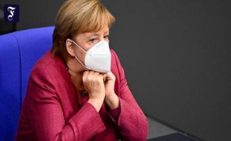 Merkel for the part-Lockdown: We will leave enterprises and establishments, not alone