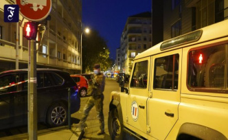 Suspect caught: shots on priests in Lyon