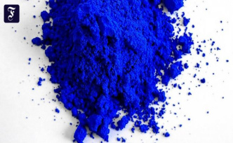New Pigment YInMn: Blue like the pros