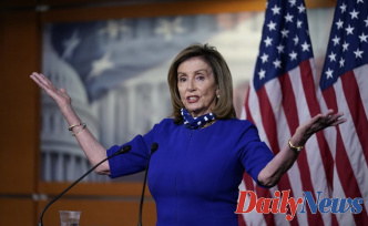 """Pelosi defends impeachment Accountable for Biden's call for unity:'We Have to Take Action"""""""