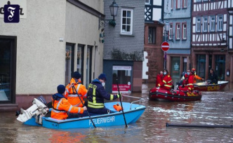 Lots of rain expected: The level in the South of Germany continue to rise