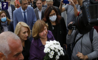 Alexievich, and Herta Müller: Simple people