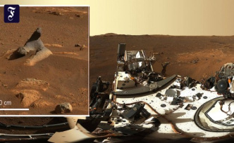 Nasa Rover on Mars: Perseverance sends spectacular Panorama photo from Mars