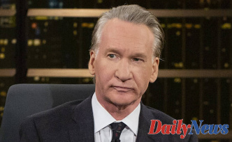 Bill Maher calls Portland That a'cautionary tale':''In a world with police,' it Is'The Purge' Nightly