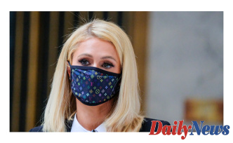 Paris Hilton returns to Utah for Registering of Heterosexual bill for Legislation Which Governs Facilities for troubled teens