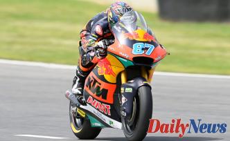 Gardner Overlooks Row 2 for Italian Moto2 GP