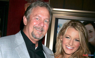 Actor Ernie Lively, Blake Lively's Dad, has died at 74