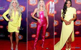 CMT Awards 2021 red Rug: All of the celebrity Style