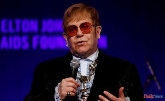 Elton John denounces DaBaby's comments that 'fuel' HIV stigma