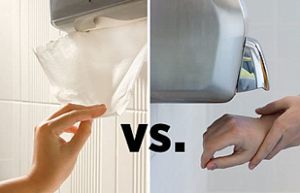 Are Hand Dryers Really a Better Option than Paper Towels?