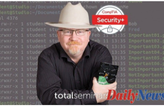CompTIA Security+ Certification (SY0-501): The Total Course