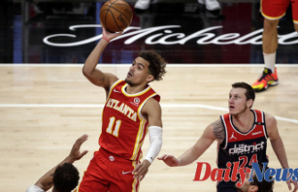Playoff bound: Hawks clinch 1st postseason berth since 2017