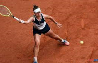 Barbora Krejčíková wins French Open for maiden grand slam title, beating Anastasia Pavlyuchenkova