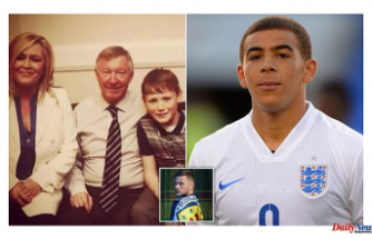 Born in England... and gunning for the Three Lions! When striker Che Adams chose to represent Scotland rather than his birth nation, his entire family changed allegiance with him