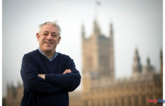 Ex-Speaker John Bercow Flaws to Labour, criticising'xenophobic' Tories