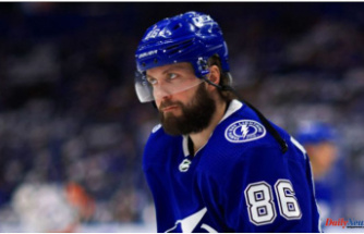 Lightning's John Cooper said it was too early to talk about Game 7 without Nikita Kocherov