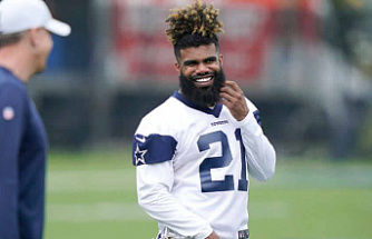 Popular Outlet Lists Ezekiel Elliott As A Player Set To Disappoint In 2021 But The Cowboys Are Not Buying It