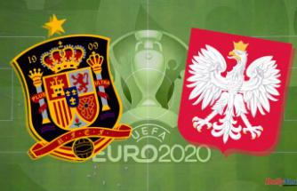 Spain vs Poland LIVE: Euro 2020 Outcome and Response tonight