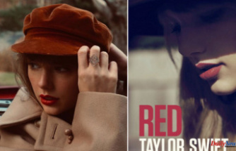 Taylor Swift to Launch re-recorded version of Red in November:'Red resembled a heartbroken person'