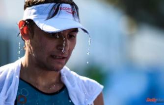 Olympics-Triathlon-Belgium's Geens to miss men's race after positive COVID test