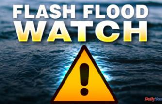 Travel Alert: Flash Flood Watch Glenwood Canyon