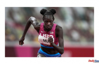 Athing Mu, 19 ends half-century of U.S. drought by giving women 800m gold