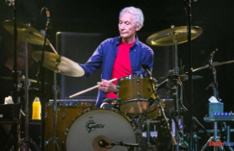 Charlie Watts, drummer for the Rolling Stones, will miss band's next tour
