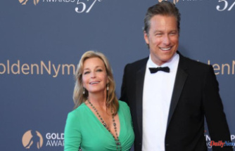 John Corbett announces that he and Bo Derek have finally been married after twenty years of being together