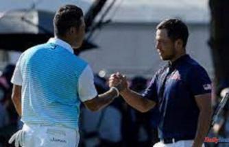 Xander Schauffele wins the U.S. Olympic Golf gold with 2 clutch putts