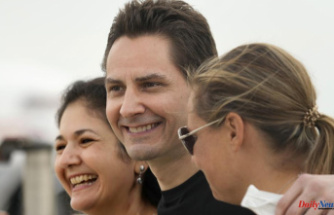 China: Two Canadians released in prisoner swap for health reasons