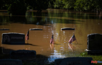 "Did 'warning fatigue"" set in as flood alerts illuminated phones?"