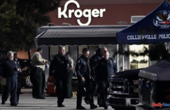 """Tennessee grocery store attack: """"He kept shooting"""""""