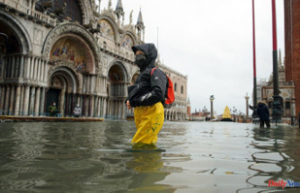 Climate change causes Venice flooding to worsen off-season