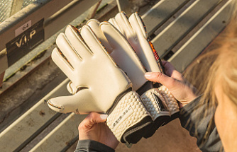 Different Cuts of Goalie Gloves