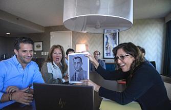 For Holocaust survivors' descendants, a moving reunion