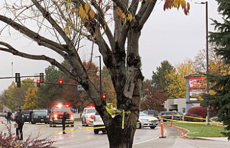 Police report: Two people are killed and four others injured in Idaho mall shooting
