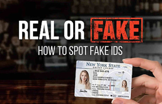 Tips To Spot A Fake ID