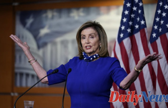 Pelosi defends impeachment Accountable for Biden's call for unity:'We Have to Take Action""