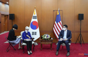 US diplomat concerned about N Korea's food supply and pandemic